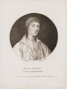 Henry Fitzroy R Clamp