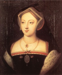 Unknown woman said to be Mary Boleyn
