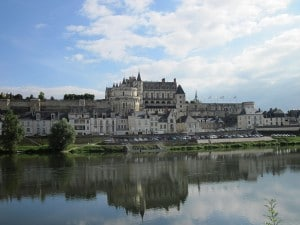 The Chateau of Amboise