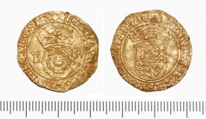 Gold crown of Henry VIII, c. Bristol City Council