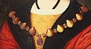 A collar of the Order of St Michel