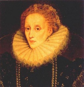 Elizabeth I by Marcus Gheeraerts the Younger