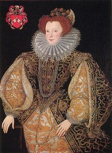 Lettice, one of Catherine's daughters