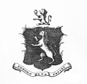 Cromwell crest
