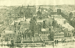 Westminster, 16th century