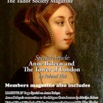 Anne Boleyn and the Tower of London by Roland Hui
