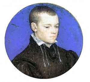 Fig. 3: Unknown youth, Gregory Cromwell? Hans Holbein the Younger c. 1537