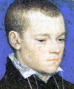 Fig. 6: Unknown youth c. 1537