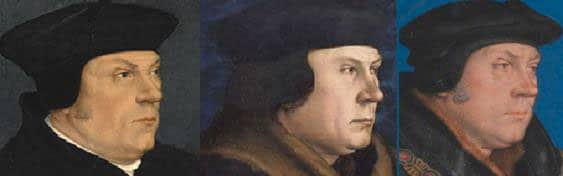 Fig. 8: Thomas Cromwell, Earl of Essex