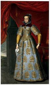Mary I by Antonis Mor