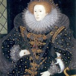 24 March 1603 - Queen Elizabeth I dies at Richmond