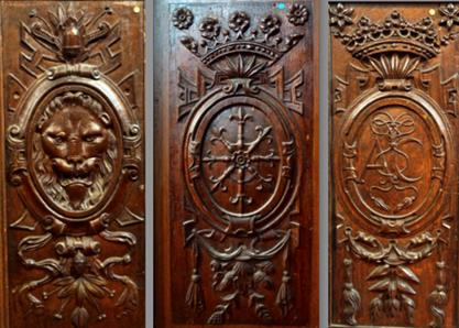 The Anne of Cleves Heraldic Panels