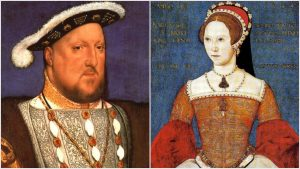 Henry and Mary