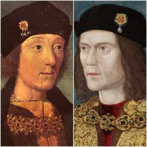 Henry VII and Richard III