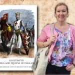 My book tour for Illustrated Kings and Queens of England