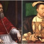 23 March 1534 - The Pope versus Henry VIII