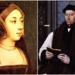 16 May 1536 - Queen Anne Boleyn is in hope of life