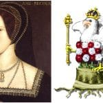 1533 – Anne Boleyn is finally queen!
