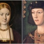 11 June 1509 - The first of six marriages for Henry VIII