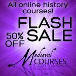 The Life of Anne Boleyn online course - save 50%