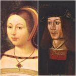8 August 1503 - Margaret Tudor marries James IV of Scotland