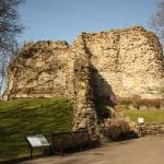 20 October 1536 - Pontefract Castle surrenders to the rebels