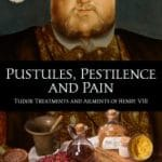New Henry VIII book - Pustules, Pestilence and Pain