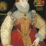 24 March 1603 - The death of Elizabeth I, the Virgin Queen