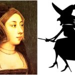 Was Anne Boleyn charged with witchcraft? No!