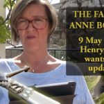 9 May 1536 - Henry VIII wants an update - The Fall of Anne Boleyn