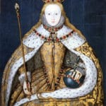 7 September 1533 – Queen Anne Boleyn gives birth to Elizabeth, future Queen of England