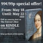 Anne Boleyn novel special offer