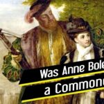 Was Anne Boleyn a commoner?