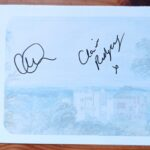 Signed bookplates for The Boleyns of Hever Castle