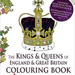 New kings and queens colouring book available to pre-order!